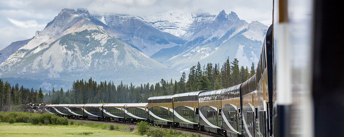 rocky mountaineer holiday