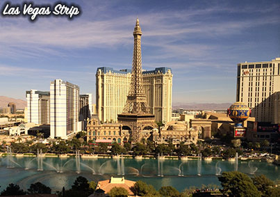 las vegas holiday