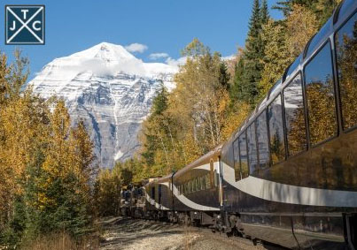 canada train holiday