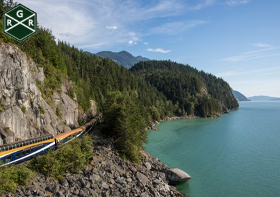 canada rail holiday