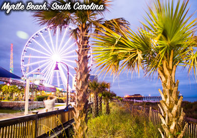 myrtle beach holiday